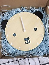 Children's Room Decoration Wooden Cartoon Bear