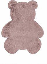 Children's Rug Teddy Bear Design Various