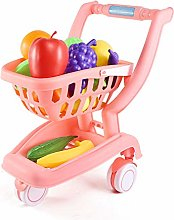 Children's Shopping Cart Toy Boy Girl