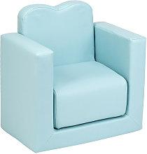 Children's Sofa 2-In-1 Orange WQ1611BU