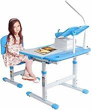 Children's Study Desk Chair Set, Ergonomic