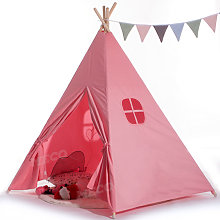 Children's Tipi Play Tent Hasaki