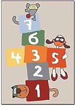 Children Carpet Baby Play Mat Large Washable Kids
