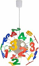 Children Chandeliers with Numbers & Alphabet - 4