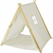Children Kids Play Tent Playhouse with Floor Mat