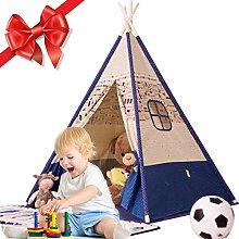 Children Kids Play Tent with Indian Style Teepee