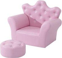 Children Kids Sofa Set Armchair Chair Seat with