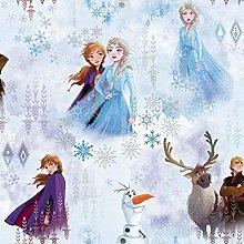 Childrens Disney Cartoon Anna Elsa Olaf Princess