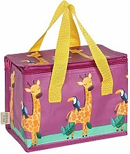 Childrens Fun Animated Insulated Cooler Lunch Bag