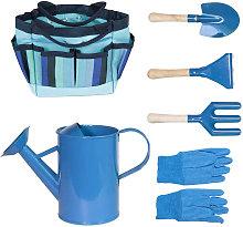 Childrens Gardening Tool Set for Kids, 6 Piece