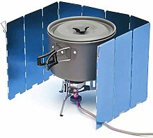 Chilits Windshield Camp Portable Camp Stove