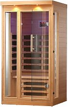 Chilliwack 1 Person FAR Sauna with Heater Canadian