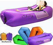 Chilly Inflatable Lounger, Newest Air Lounger Sofa