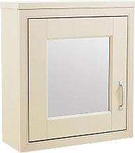 CHILTERN Ivory Traditional 500mm 1 Door Mirror