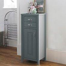 Chiltern Traditional Grey Bathroom Cabinet