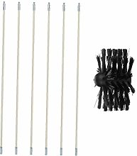 Chimney Cleaning Brush Dryer Vent Cleaner Dry Duct