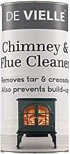Chimney & Flue Cleaner 500g   De Vielle