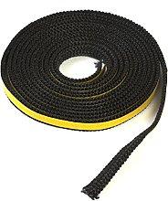 Chimney seal cord self-adhesive sealing tape glass