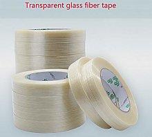 CHINAJIAODAI 5 Rolls Transparent Fiberglass Tape