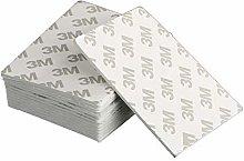 CHINAJIAODAI Masking Tape 10 pcs Double Sided
