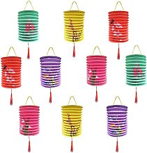 Chinese Paper Lantern and Japanese Decorations, 10