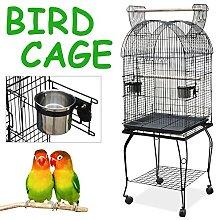 chinkyboo Large Pet Bird Budgie Canary Aviary