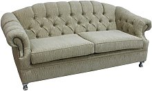 Chipps 3 Seater Chesterfield Sofa Rosalind Wheeler