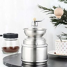 CHKOWL Stainless Steel Manual Coffee Grinder Spice