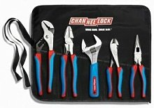 CHLCBR5E Code Blue Tool Roll 5 Piece - Channellock