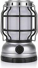Chnrong Camping Lantern, Solar Power Lamp