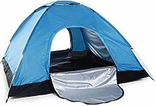 Chnrong Camping Tent, 4 Persons Double Door