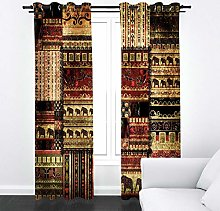 CHNXXL Curtains Blackout Thermal Insulated Eyelet