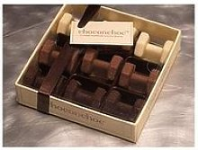 Choc On Choc Chocolate Dumbbells Gift Box