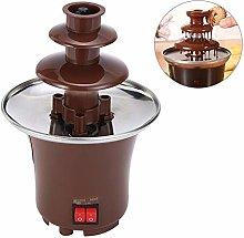 Chocolate Fountain, 3-layer Chocolate Pot Fountain