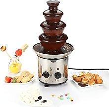 Chocolate Fountain Machine 4 Layers Creative