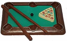 Chocolate Snooker/Pool Table Handmade from Milk