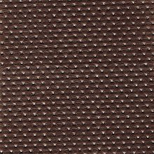 Chocolate with Shiny Glitters Embossed Soft Faux