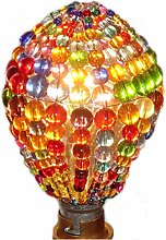 Choice of Colours Crystal Chandelier Inspired