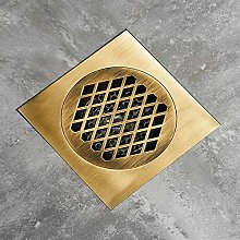 ChongYang Shower Drain 15 * 15Cm Super Bigger