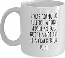 Christian Easter Coffee Mug I was Going to Tell