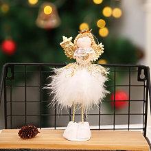 Christmas angel figurine decorations Christmas