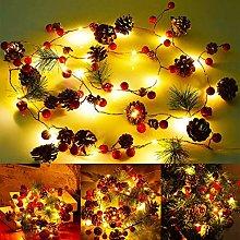 Christmas Artificial Wreath BESTZY Door Artificial