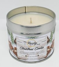 Christmas Cookie Scented Jar Candle The Party Aisle