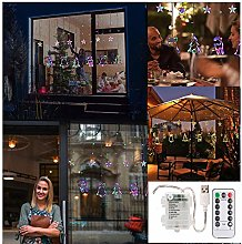 Christmas Decoration Curtain Lights with