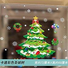 Christmas Decoration Festive Christmas Tree Glass