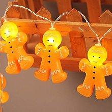 Christmas Decoration LED String Lights 2.5M 20 LED