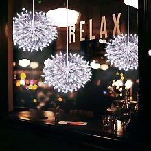 Christmas Decoration - Set of 2 198LED LED String