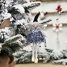 Christmas Decorations Little Girl Doll Christmas