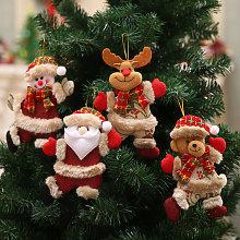 Christmas Decorations Sale, 4PCS Christmas