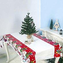 Christmas Decorations Sale, Christmas Santa Table